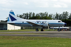 Miami Air Lease Convair C-131E (CV440-72) (Wiggy66) Tags: opf convair opalocka miamiairlease n41527