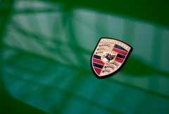 Green Porsche (anil_swe) Tags: berlin green classic cars car porsche hood rs classiccars carrera remise carhood carrerars classicremise classicremiseberlin