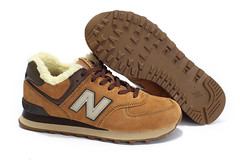 NB 574 Womens New Balance Eskimo Wool Brown White Shoes (RobertThrashy) Tags: beautiful shopping chic runner runningshoes coupon womensshoes retrostyle popshoes shoppingonline newbalance574 fashionsneakers intrend girlsrunningshoes storediscount