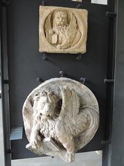 DSCN0166 (bentchristensen14) Tags: italy italia lion leone sanmarco padova patera veneto museieremitani