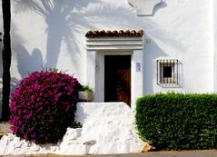 Nmero 14 (camus agp) Tags: espaa hotel marbella blancos fachadas bougainvilleas