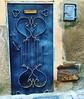 Blue door (yaelgasnier) Tags: door travel square colorfull morocco squareformat maroc clarendon marrakech porte marruecos marokko المغرب wonderfulplaces 摩洛哥 マラケシュ marocmorocco shotaward vsco beautifuldestinations iphoneography instagramapp instamorocco igworldclub iphone6plus marocphotonet