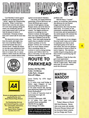 St Mirren vs Aberdeen - 1991 - Page 5 (The Sky Strikers) Tags: street love st needed notes victor mascot route more aberdeen luck almost loves column hay manager davie premier rangers league shocked bq parkhead blether mirren