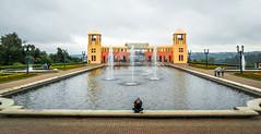 Parque Tangu (Mauriciovitch) Tags: park parque brazil lake paran brasil lago waterfall laguna cachoeira cascada tangu