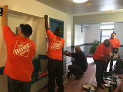 2015-12-02-Home Depot-Knickerbocker-prepping (Services for the UnderServed) Tags: walter home painting back team great kerry giving depot fixing hayes volunteer job sus veterans generous knickerbocker susincnyc balduccini