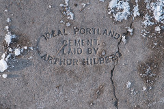 Ideal Portland Cement Laid By Arthur Hilberg (pasa47) Tags: winter colorado december fuji denver co fujifilm friday mst 2015 xe1 milehighcity