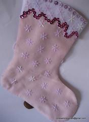 BOTA NATALINA (CORES, AMORES E CAF (Cris)) Tags: natal felt feliznatal feltro merrychristmas botanatalina