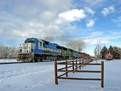 Oakway No More (Colorado & Southern) Tags: oakway burlingtonnorthern bnsfrailway emdx emdsd60m emdsd60 emdgp382 local trains train railfanning railroad railfan railway railroads colorado coloradorailroads coloradotrains