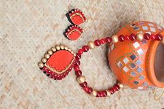 IMG_2831 (Gokul Chakrapani) Tags: arts earing putta