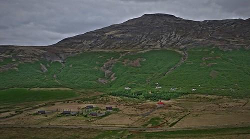 Долина Хёйкадалюр. Исландия
