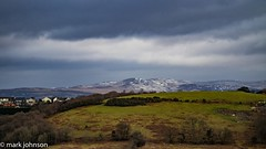 Snow on the hills....3 (dudutrois) Tags: snow them hills