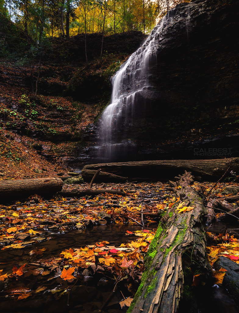 The world 39 s best photos of leaves and waterfalls flickr for Landscaping rocks windsor ontario