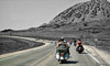 Aug 4 2015 - Passing Bear Butte on the way to The Spoke (lazy_photog) Tags: lazy photog elliott photography cuca ruth selective color sturgis south dakota motorcycle rally cam meet friend 080415sturgiscucacamera