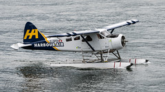 C-GFDI - Harbour Air - DHC-2 Beaver (bcavpics) Tags: cgfdi harbourair dehavilland dhc2 beaver aviation aircraft plane airplane seaplane floatplane cyhc coalharbour vancouver britishcolumbia canada bcpics
