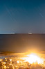 Beach beacon (WhereIsTheBeach) Tags: night movingnight stars movingstars twisting camp beach fire camping nightcamp wildcamp