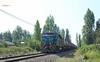 FEPASA 2360 (Rodrigo yañez) Tags: fepasa 2360 carguero tren basura kdm efe chile renes ferrocarriles red sur