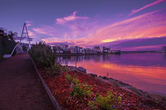 The Promenade (gerryligon) Tags: sydneyolympicpark thepromenade