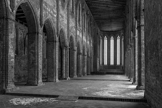 Klosterkirche, Chorin