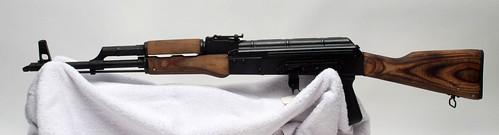 Romarm Semi-Automatic Rifle ($467.50)