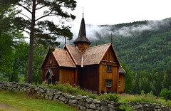 Medieval Heritage (YIP2) Tags: stavechurch stavkirke nore torpo norway norge middleages medieval noreoguvdal heritage vintage old hallingdal architecture history