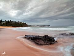 Warriewood flow (Seany99) Tags: warriewoodbeach warriewoodbeachrockswavesflowcloudssydneys northern beaches sydney nsw australia