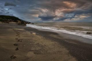 Cloudy Beach,枋山