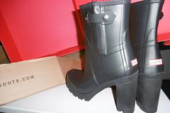 Rubber High Heels (lulax40) Tags: rubber rubberboots rubberist rubberslave rubberfetish gummistiefel gummi gummisklave latex latexslave l hunter