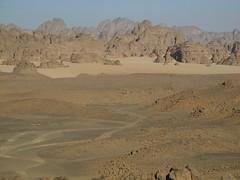 Chad Tibesti NE (ursulazrich) Tags: tschad chad ciad tchad sahara desert tibesti piste expedition road