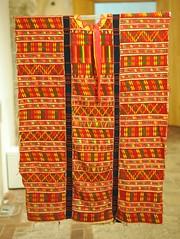 Mixtec Huipil Yucunicoco Oaxaca Mexico (Teyacapan) Tags: huipiles mexican oaxacan mixtec textiles ropa yucunicoco clothing museo