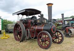 SE0200-Daresbury. (day 192) Tags: jack steamengine steamrally tractionengine burrell daresbury transportshow 3398 transportrally cheshiresteamfair td264 roadsteamengine