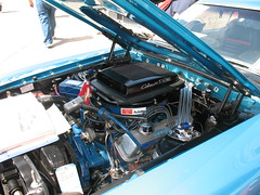 Super CJ (ilgunmkr - Thanks for 4,000,000+ Views) Tags: ford 1969 mustang carshow machi 2014 428cj amboyillinois 428cobrajet supercobrajet