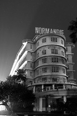 Hotel Normandie. (blackstump) Tags: abandoned puerto hotel rico select x100s