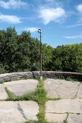 Light Pole, Marcus Garvey Park (jschumacher) Tags: nyc harlem marcusgarveypark mountmorris