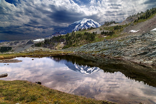 The Mountain Reflection