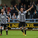"Goal Celebration  Dorchester Town 1 v 0 Weymouth SPL 31-8-2015-8681 • <a style=""font-size:0.8em;"" href=""http://www.flickr.com/photos/134683636@N07/21031590952/"" target=""_blank"">View on Flickr</a>"