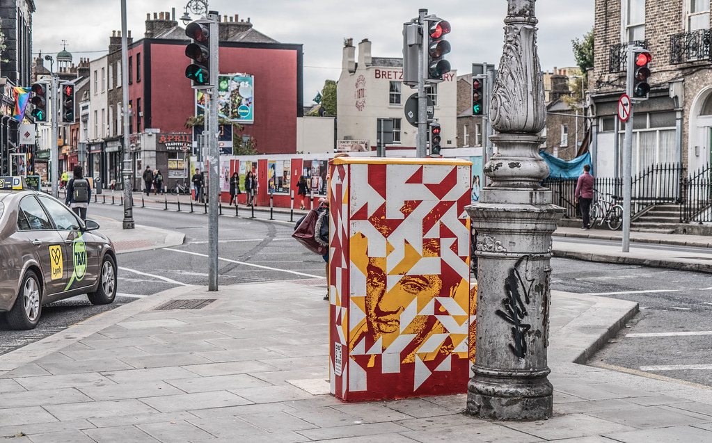 DUBLIN CANVAS [NEW PAINT A BOX PROGRAMME] REF-107946
