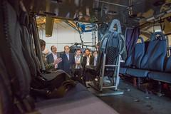 Visit of Panel to the Government Flying Service (2015.10.07) (www.legco.gov.hk) Tags: hanger gfs governmentflyingservice        honipkwokhim drhonlamtaifai honchanchichuen  honmafungkwok