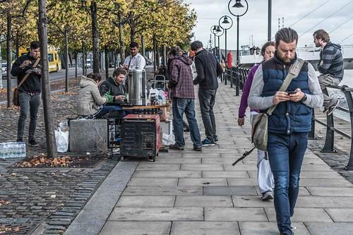DUBLIN DOCKLANDS AREA [21 SEPTEMBER 2015] REF-10805427