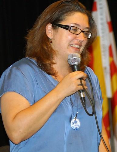 """SMLM 2015 - Charla """"Lactancia Materna y trabajo remunerado"""""""