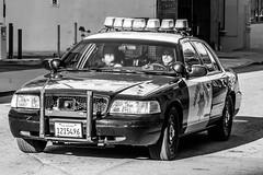 Oakland 2010 (Thomas Hawk) Tags: california bw usa oakland riot cops unitedstates unitedstatesofamerica protest cop policecar chp eastbay riots fav10 californiahighwaypatrol oscargrant oaklandriots johannesmersehle oaklandca070810 oaklandriots2010
