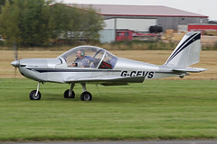 G-CEVS (QSY on-route) Tags: club real fly helicopter aero in 2015 breighton gcevs 20092015