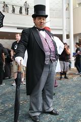 IMG_2875 (willdleeesq) Tags: penguin cosplay batman cosplayer dccomics cosplayers lbcc longbeachcomiccon lbce2015 lbcc15