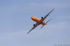 Mango B737 800 (7) (Indavar) Tags: plane airplane airshow chipmunk mustang albatros rand beech at6 radial an2 p51 l39 antonov dc4 dhc1 beech18 t28trojan b378