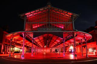 Chartres en Lumières 2015 - Place Billard