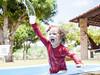 Carolina (rqserra) Tags: brazil girl brasil agua chica child piscina bebê alegria criança menina brincadeira sorrindo flicka rqserra