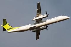 YL-BAQ De Havilland Canada DHC-8-402Q Dash 8 Air Baltic (Andreas Eriksson - VstPic) Tags: canada de air 8 baltic dash havilland dhc8402q ylbaq