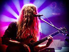 Lord of the Sky (Metamorphosing) Tags: music rock concert guitar live concierto guitarra christoph lupus rockphotography guitarrista lindemann gutarist roxylive kadavar