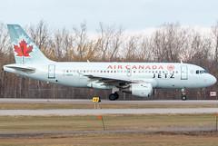 AC7047 (Ychocky) Tags: sigma yow ottawasenators aircanadajetz cyow cgbia airbusa319114 nhlcharter 150500mmf563 ottawamacdonaldcartier