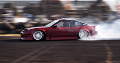 Haunted Moves (AndrewKrycki) Tags: nissan nj drifting drift 240sx englishtown racewaypark clubloose hauntedmoves godrifting