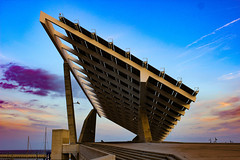 Parque del Frum_Barcelona (victor d'uva) Tags: barcelona architecture landscape frum forumbarcelona forumdelasculturas